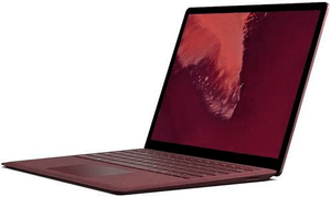 Surface Laptop 2 i5 8GB 256GB burgundy