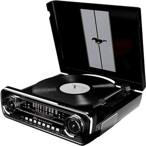 MUSTANG LP - Noir