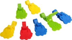 Sock clip couleurs