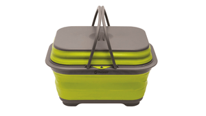 Collaps Washing Base w/handle & lid
