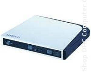 L-LITEON EXTERNAL SLIM WHITE DVD+/- RW8X