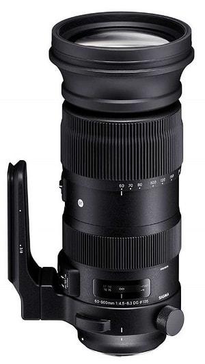 60-600mm 4.5-6.3 DG OS HSM Canon