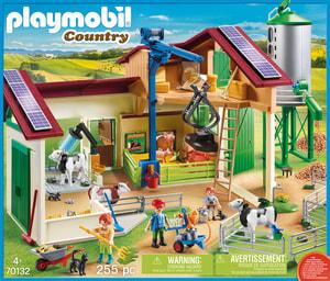 PLAYMOBIL 70132 Grosser Bauernhof mit Silo