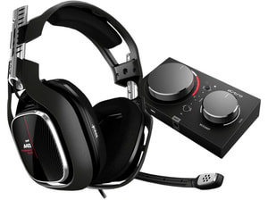 Gaming A40 TR Headset + MixAmp Pro TR
