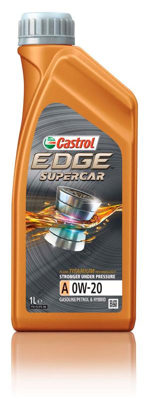 Edge Supercar A 0W-20 1 L