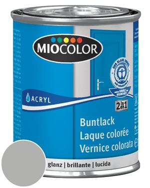 Acryl Buntlack glanz Weinrot 750 ml