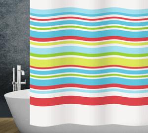 Tenda da doccia Stripes