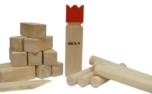 KUBB Wikinger Schach
