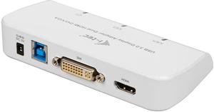 USB 3.0 Dual Display Advance