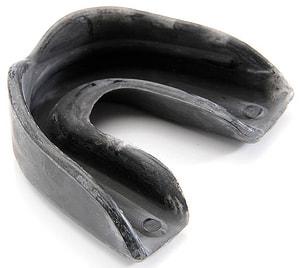 Protège-dents noir