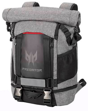 "Predator Notebook Rucksack 15,6"""