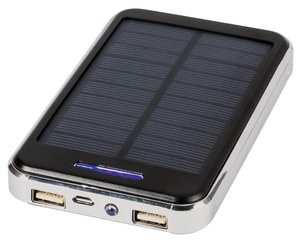 SunPower Power bank solaire 1W