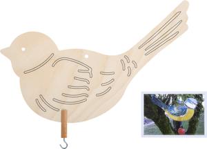 Vogel für Futterball