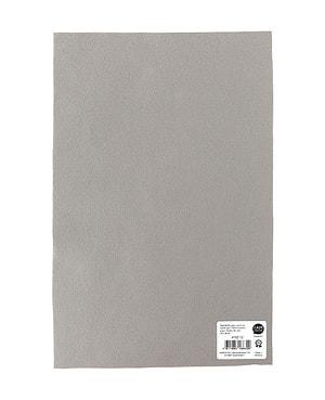 Qualitätsfilz, 20x30cmx1mm, grau