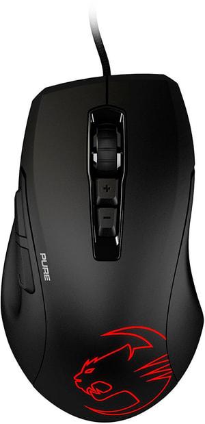 Kone Pure Optical Owl-Eye RGB Gaming Mouse schwarz