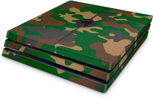EpicSkin Camouflage Green PS4 Pro