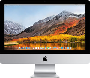 "iMac 21.5"" 2.3GHz i5 8GB 1TB Intel Iris 640"