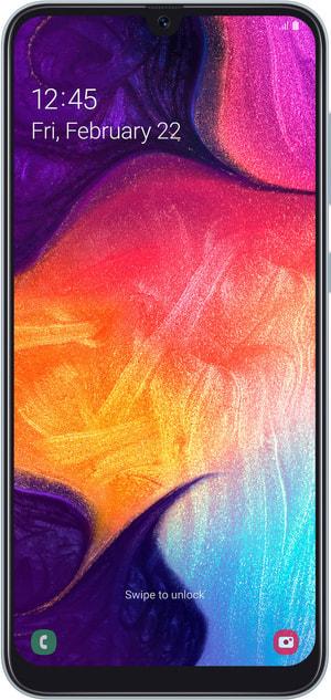 Galaxy A50 bianco