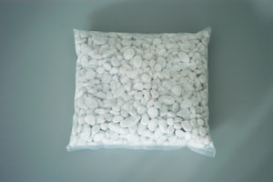 Breccia Bianco Carrara 2.5 kg