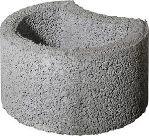 Eléments pour talus gris - Palette à 40 pièces