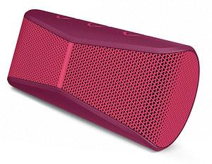 X300 Mobile Haut-parleur bluetooth rouge