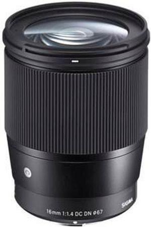 16mm / f 1.4 DC DN C MFT CH-Garant