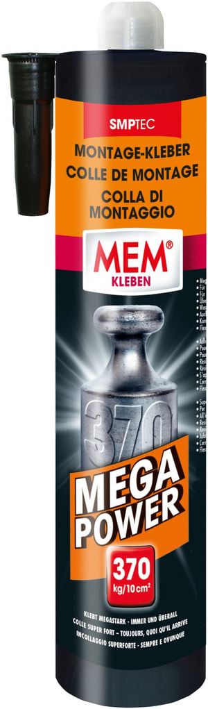 Colle de montage Mega Power, 460 g