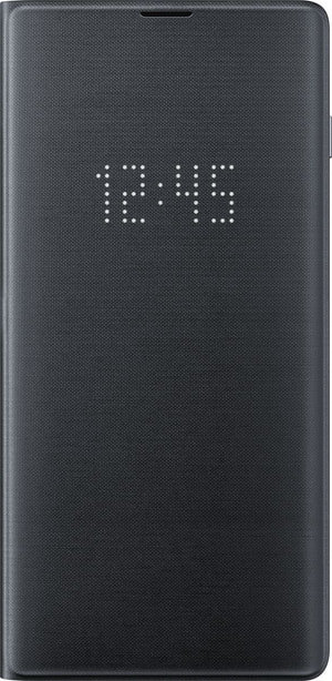LED View Cover Black