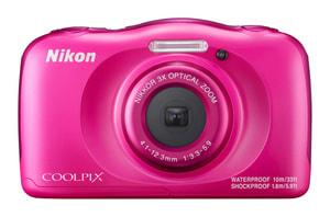 Coolpix W100 pink