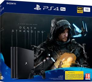 PlayStation 4 1TB PRO + Death Stranding
