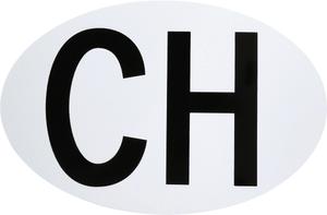 Targhetta CH magnetica