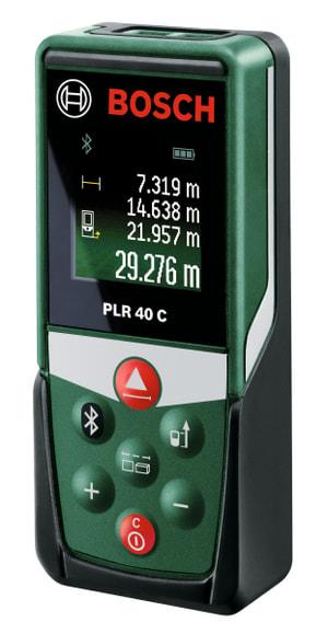 Laser-Entfernungsmesser PLR 40 C