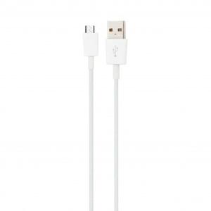 Charge & Sync MicroUSB 1m bianco