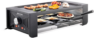 Raclette & Pizza 8 Deluxe