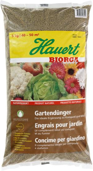 Biorga concime giardino, 5 kg