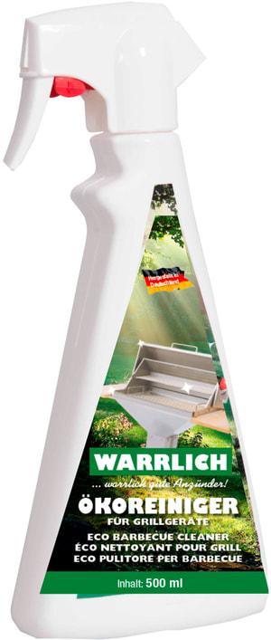 Detergente per grill ecologico