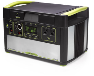 GoalZero Power Station Yeti 1000 Lithium