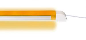 LED Lampe orange 300 mm