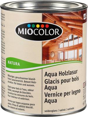 Aqua Holzlasur Nussbaum 750 ml