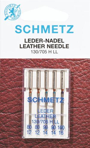 Leder Nadel SB 5 Nr. 80-100 ass.