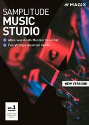 Samplitude Music Studio 2020 [PC] (D)