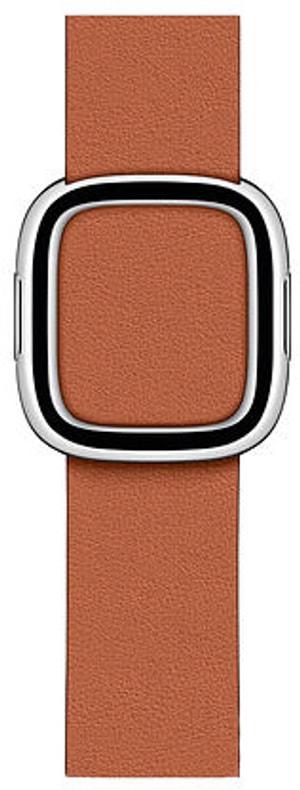 Bracelet Boucle moderne havane 40 mm - Large