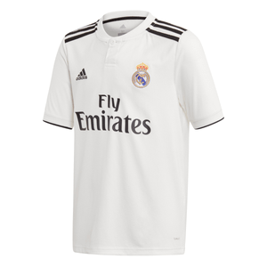 18/19 REAL MADRID HOME JERSEY YOUTH