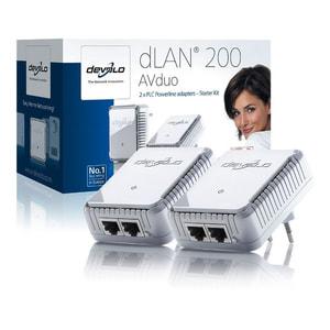 dLAN 200 AVduo Adapter