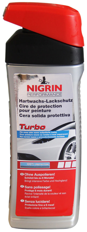 Performance Cera solida protettiva Turbo