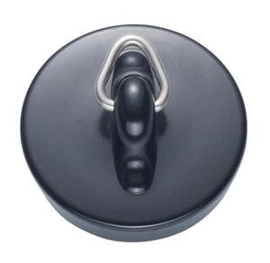 Badestopfen schwarz