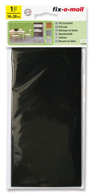 Filz-Zuschnitt 3 mm / 200 x 100 mm 1 x