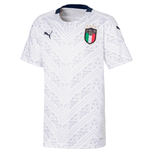 FIGC Away Shirt Replica Jr