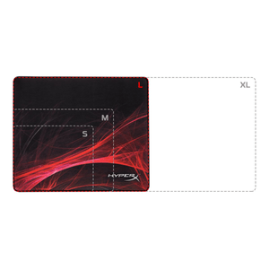 Gaming Mouse Pad FURY S Pro Speed Edition (Large)