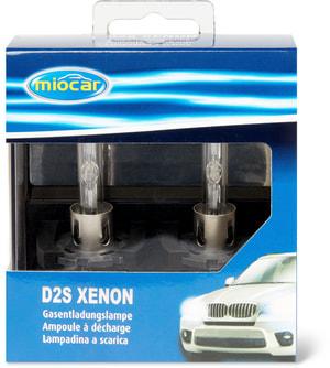 D2S Xenon Gasentladungslampe